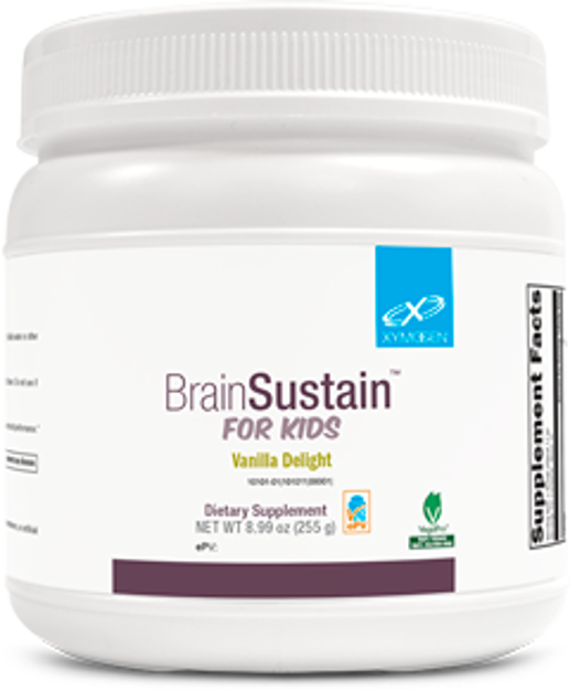 Picture of BrainSustain™ for Kids Vanilla Delight 15 Servings