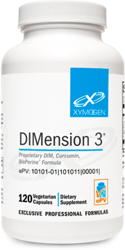 Picture of DIMension 3® 120 Capsules