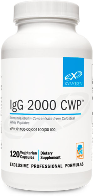 Picture of IgG 2000 CWP™ 120 Capsules