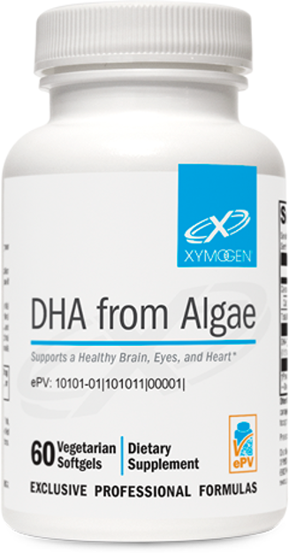 Picture of DHA from Algae 60 Softgels