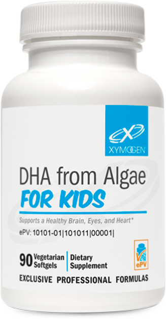 Picture of DHA from Algae for Kids 90 Softgels