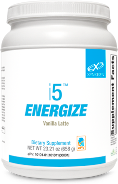 Picture of i5™ Energize Vanilla Latte 14 Servings