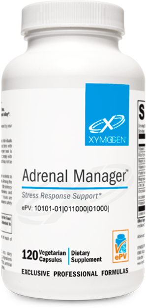 Picture of Adrenal Manager™ 120 Capsules