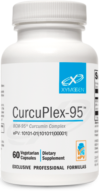Picture of CurcuPlex-95™ 60 Capsules