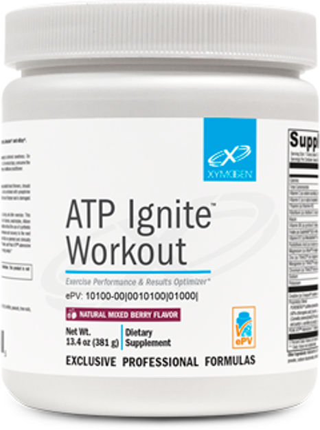 Picture of ATP Ignite™ Workout Mixed Berry 30 Servings