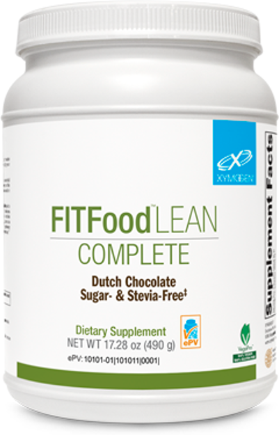 Picture of FIT Food™ Lean Complete Dutch Chocolate Sugar- & Stevia-Free 14 Servings