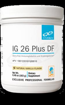 Picture of IG 26 Plus DF Vanilla 30 Servings