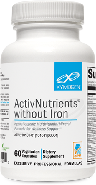 Picture of ActivNutrients® without Iron 60 Capsules