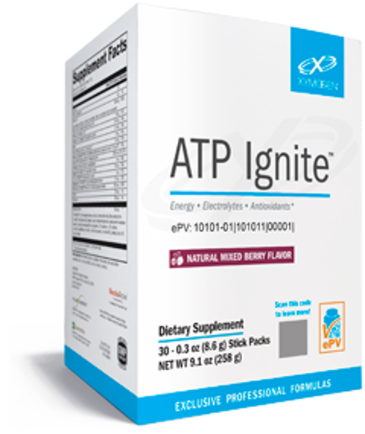 Picture of ATP Ignite™ Mixed Berry 30 Servings