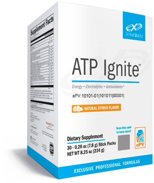 Picture of ATP Ignite™ Citrus 30 Servings