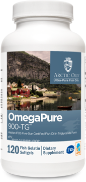 Picture of OmegaPure 900-TG™ 120 Softgels