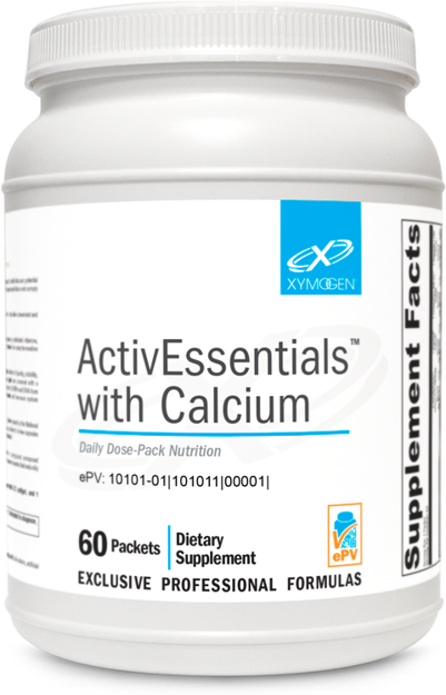Picture of ActivEssentials™ with Calcium 60 Packets